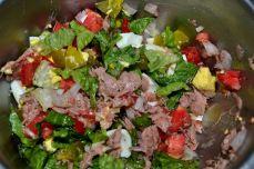 La Tuna Salad Complete