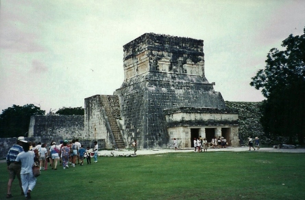 The Temple of the Jaguar