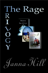 The Rage Trilogy Cover for B&N
