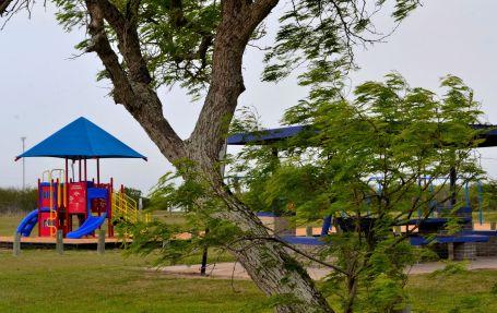 New Park, New Colors
