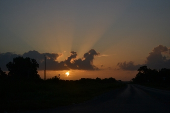 Breaking Dawn South Texas