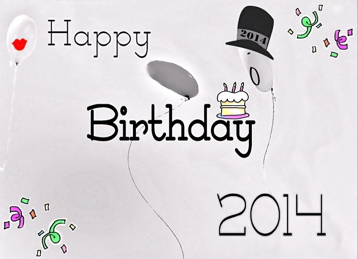 Happy Birthday 2014