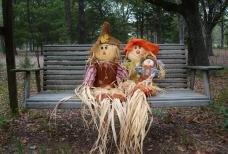 scarecrow dolls