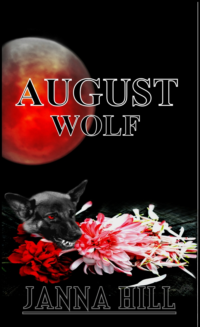 AUGUST WOLF BOOK COVER titles