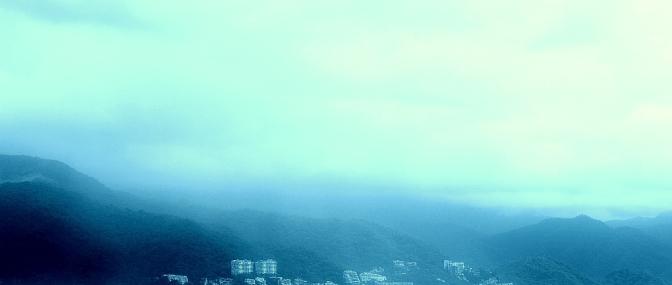 City amid Mountains 102.3