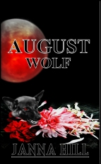 AUGUST WOLF BOOK COVER ebook cover