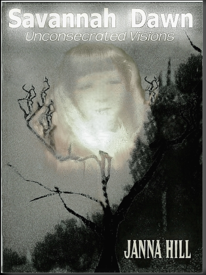 #1Unconsecrated Visions Savannah Dawn 2017 cover