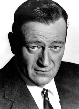 John Wayne public domain image