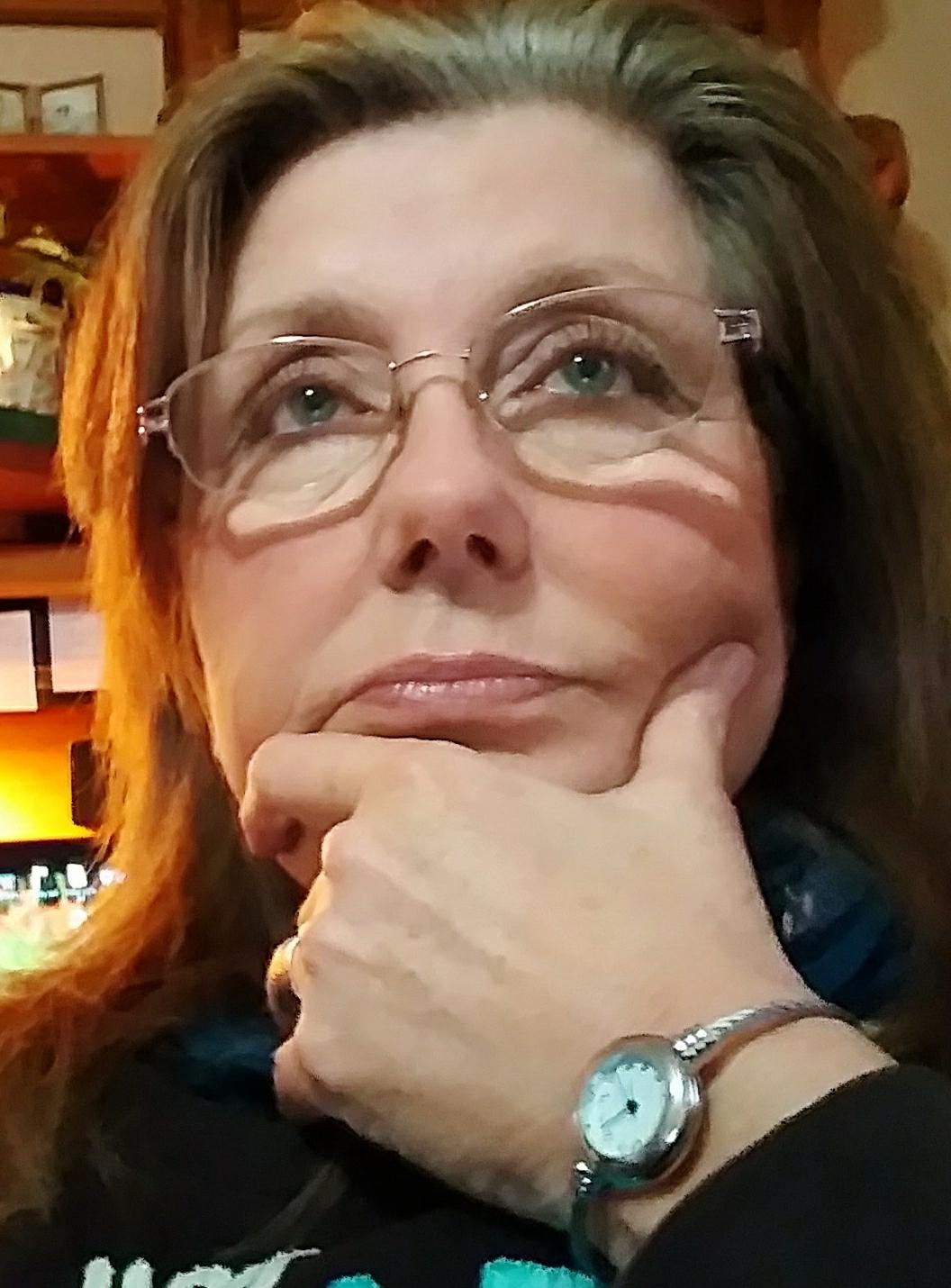 Janna pondering